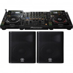 Pack DJ 1