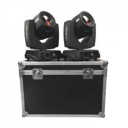 Pack 2 x lyres beam 7R pro