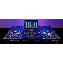 contrôleur DJ Denon prime 4