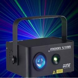 Laser moon star