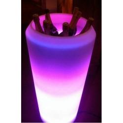 Vase lumineux 80X40cm