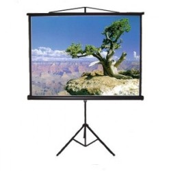 Ecran projection vidéo 2m