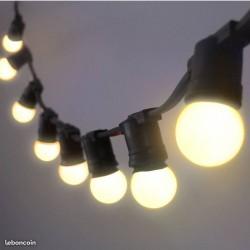 Guirlande 10m 20 ampoules...