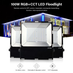 projecteur led wifi 100w...