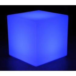 cube lumineux sur batteries...