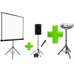 pack vidéo conference 1