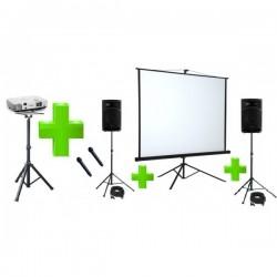 pack vidéo conference 2