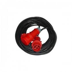 Cable 20m triphasé 32 amp