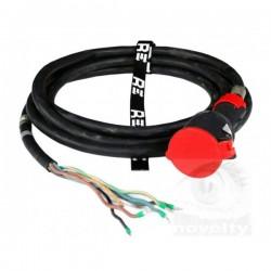 Cable épanoui triphasé 32 amp
