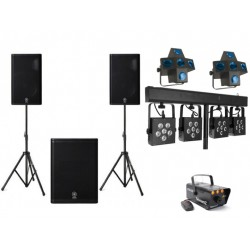 Pack complet dancefloor 2