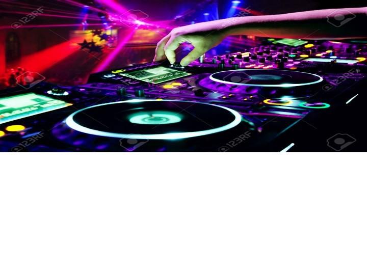 REGIE DJ & PLATINES